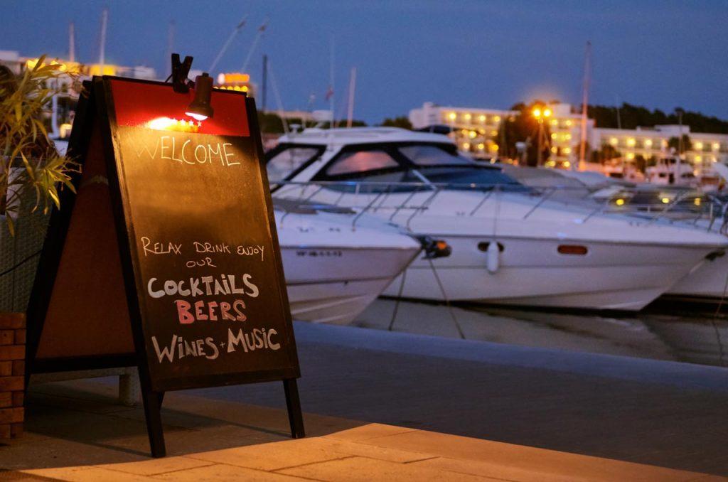 Bars op Ibiza
