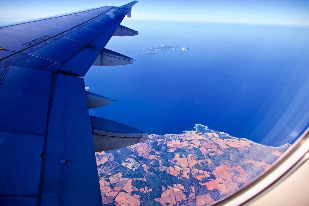 Ibiza vakantie met het vliegtuig